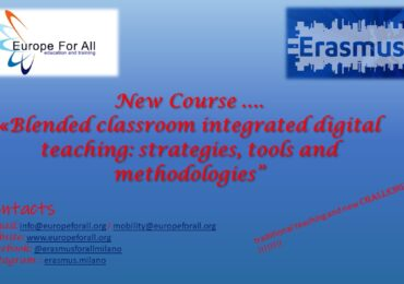 New Course:  Blended classroom integrated digital teaching